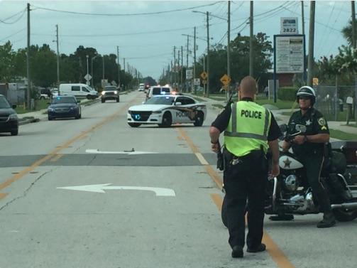周一(6月5日)早上當地時上9時左右,美國佛羅里達州奧蘭多市發生槍擊案,造成多人死亡。(推特擷圖)