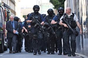 倫敦恐襲 第三恐怖份子身份曝光