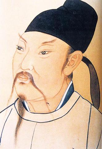 詩仙李太白(八)  落日故人情