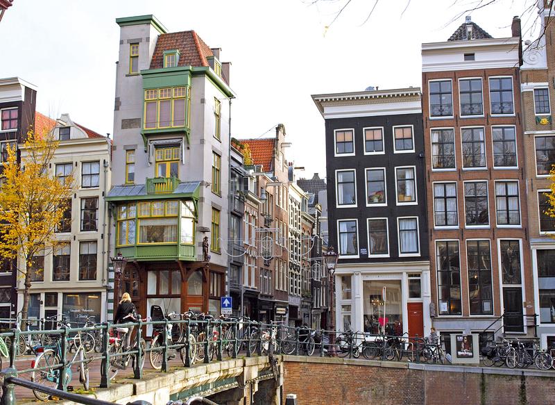 遊走九街 品味原汁原味的阿姆斯特丹