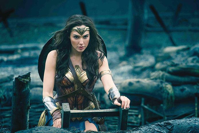 《神奇女俠》獲好評 破美國電影史多項票房紀錄