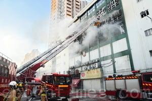 民調:紀律部隊中消防處民望最高
