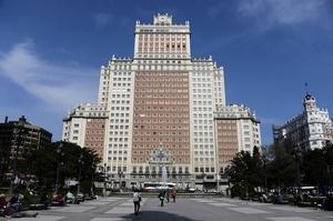 王健林出售馬德里西班牙大廈 賠兩億