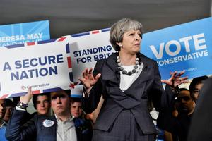 民調差距縮小英大選今投票