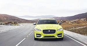 Jaguar 全新XF Sportbrake將於今夏正式亮相