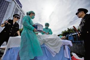 美眾院譴責中共活摘器官