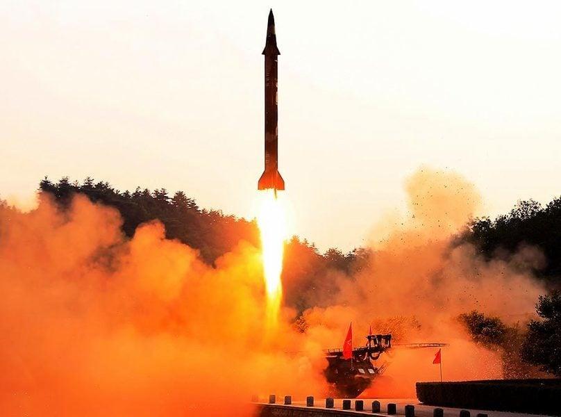 美導彈防禦局長:北韓開發導彈 令人憂心