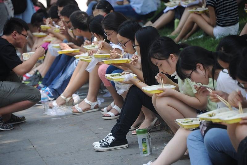 北大報告:中國青少年近視率世界第一