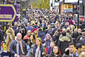 英國中國移民和留學生增