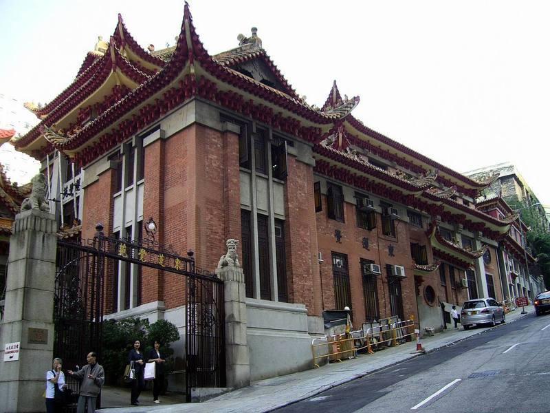 三幢建築獲列法定古蹟