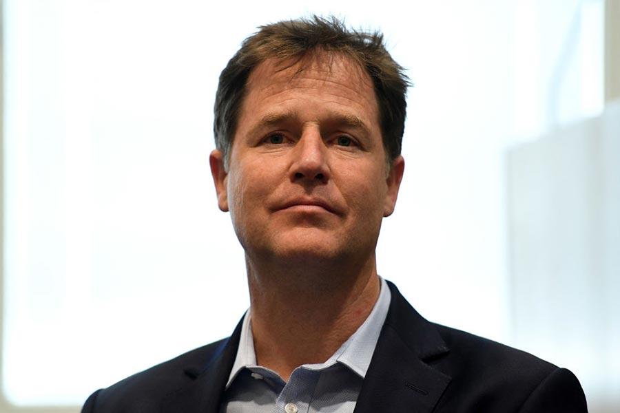英國前副首相克萊格失去了議員席位。(Leon Neal/Getty Images)