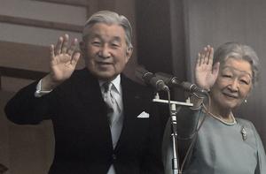 日本通過特別法 日皇或明年底退位