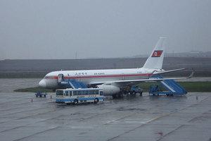 驚險!北韓客機飛北京時襟翼掉落