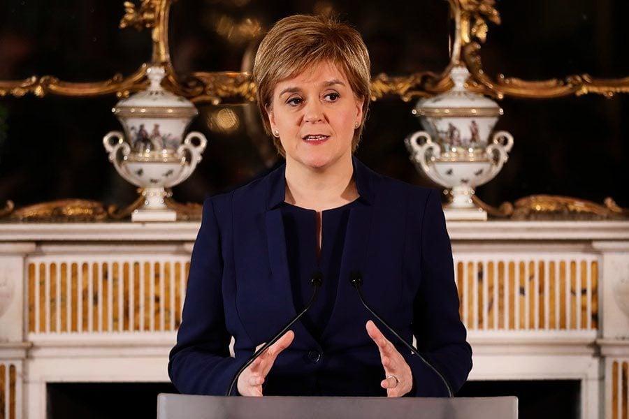 英國大選:蘇格蘭民族黨席位驟減 獨立無望