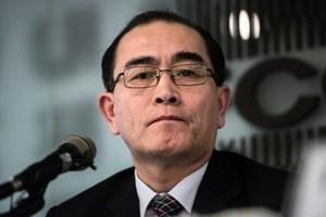 脫北外交官太永浩:發聲有助於推翻金家政權