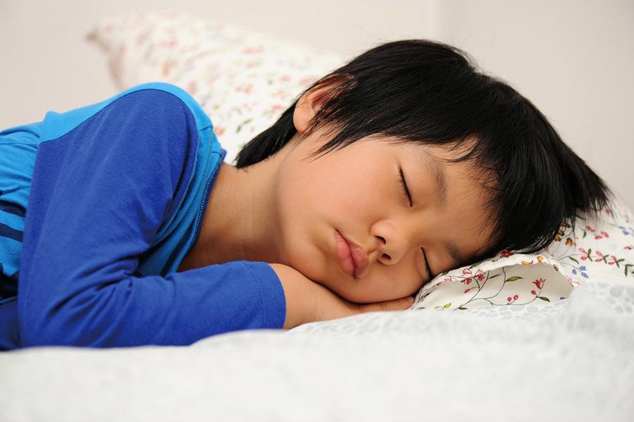 孩子睡不好、長不高 當心睡眠呼吸中止症