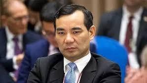 近日,安邦集團董事長兼總經理吳小暉被帶走調查。(網絡圖片)
