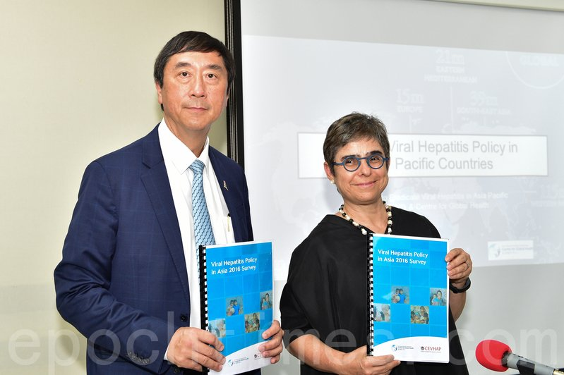 港欠防治肝炎政策被指落後