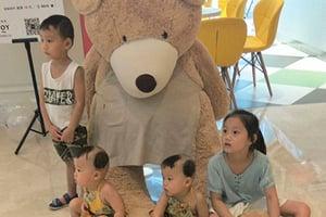 父親無故被抓 廣州一家四幼子生活堪憂