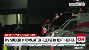 獲釋美大學生已昏迷年餘 北韓對他做了甚麼