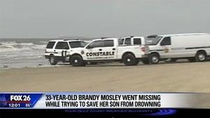 大浪襲來 美國媽媽為救四歲兒子被浪捲走喪命