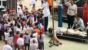 湘前村支書被打死 二千人抗議 知情者爆黑幕