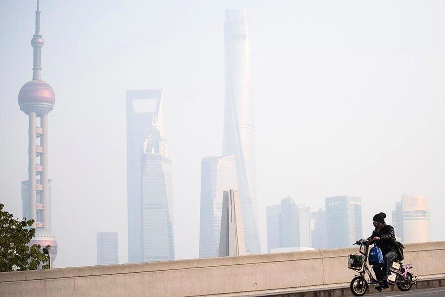 日媒:上海浙江等九省市名義GDP出現負增長