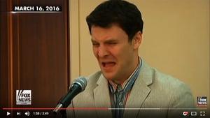 被北韓釋放美國大學生 「喪失大量腦組織」