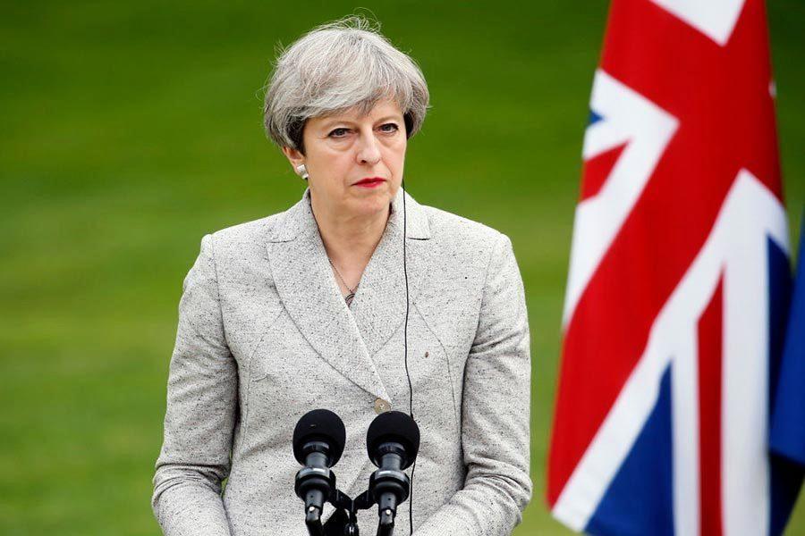 前英相卡梅倫敦促文翠珊不要「硬脫歐」