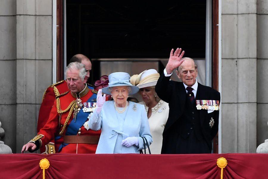 英女皇慶生 籲國人在悲傷中團結一致