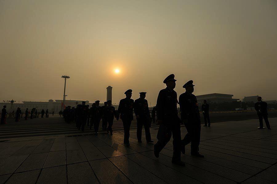 中共公安部還會被揭出多少黑幕?(上)