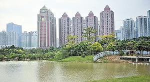深圳百強房企資金鏈斷裂