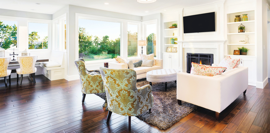 客廳新設計 空間改變有妙方