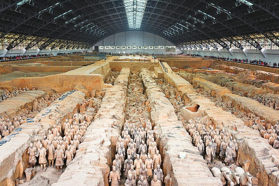 【中華文化100個為什麼】為什麼秦始皇是第一個自稱「皇帝」的人?