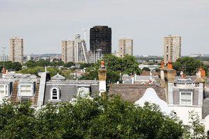 倫敦火災人數升至58人 事故原因仍不明