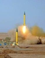 伊朗向敘利亞發射多枚導彈 報復IS恐襲