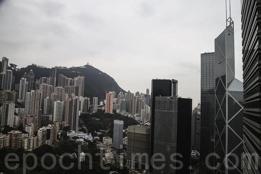 【談股論金】沒有外國人的香港