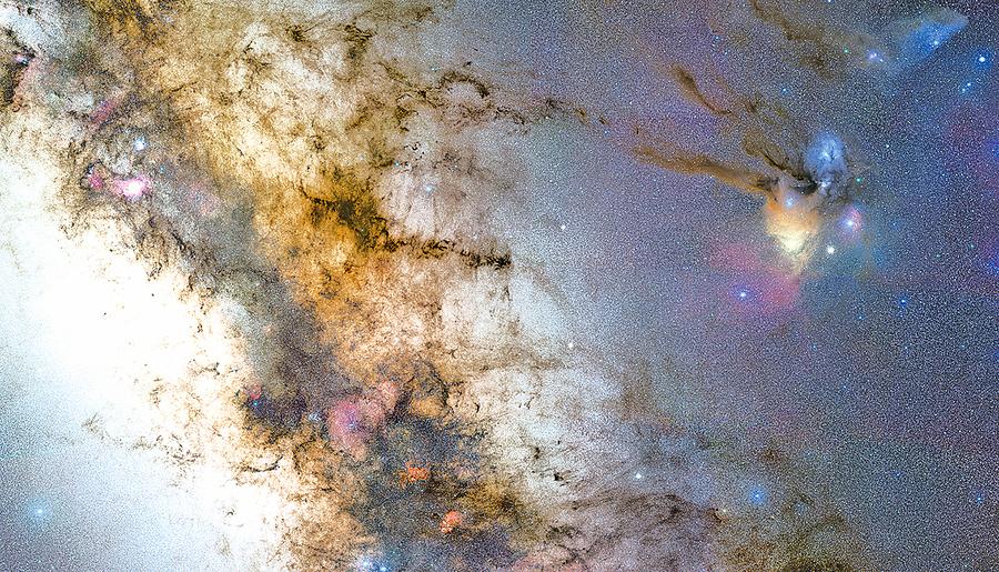 400光年外恆星周圍 再現有機物