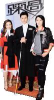 王浩信新戲飾演失明律師 操肌戒口4個月