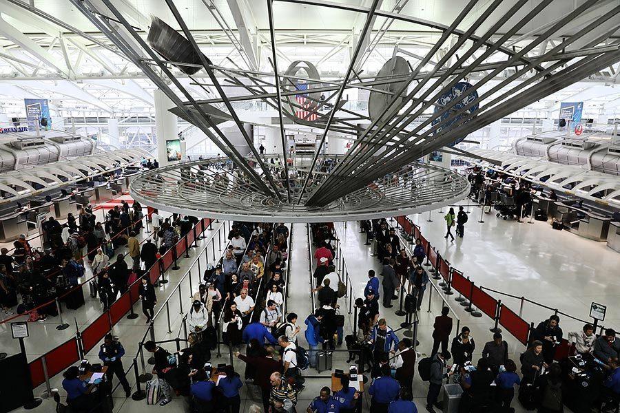 美方:在紐約機場被查三北韓人不具外交身份