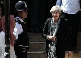 倫敦遭襲 首相文翠珊:仇恨和邪惡永不會成功