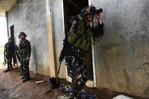 菲對馬拉威發動最新攻勢 望本周結束與IS戰鬥