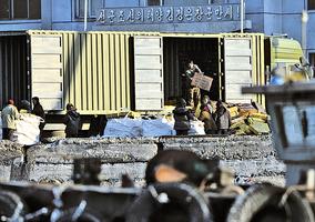 加碼施壓 傳中方削減北韓勞工