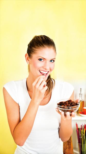 解饞又養生 7種零食可以放心吃