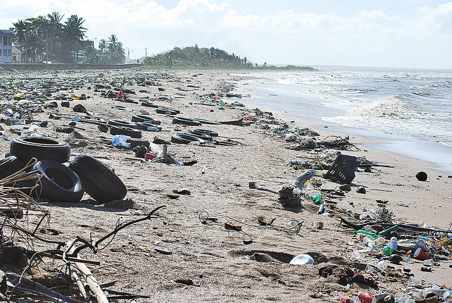 拯救海洋 美偕192國發佈宣言