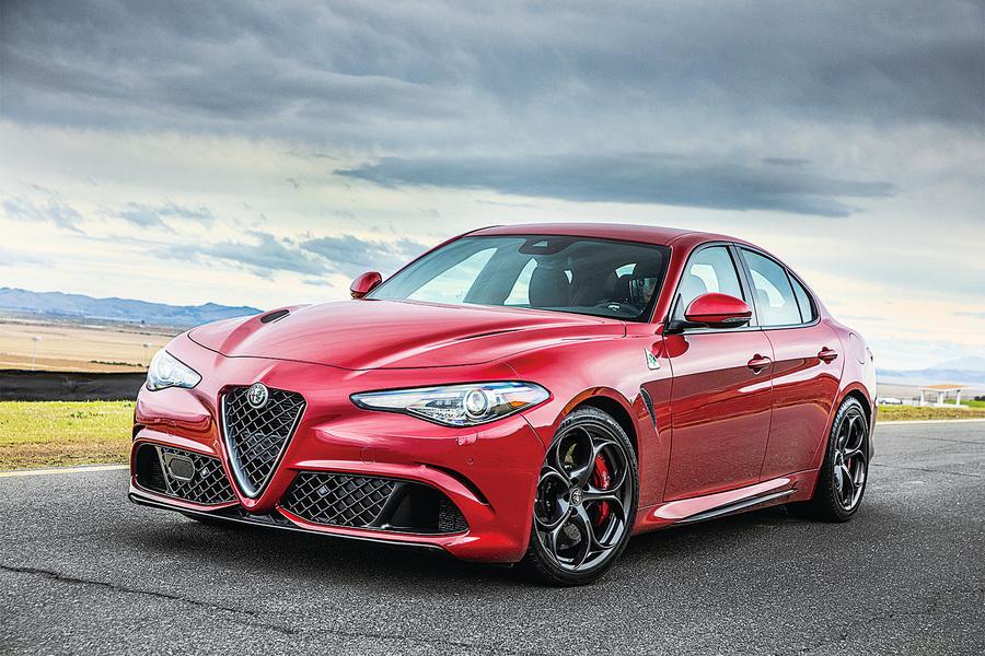 新車 介紹---2017款Alfa Romeo Giulia