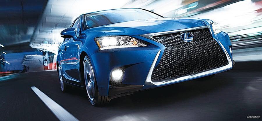 新車 介紹--- 凌志CT 200h混合動力緊湊型兩廂轎車