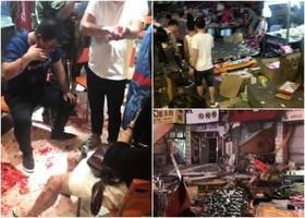 遼寧錦州夜市發生爆炸 傳逾四十人傷亡