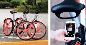 中資共享單車七月登陸日本 日民恐隱私被盜