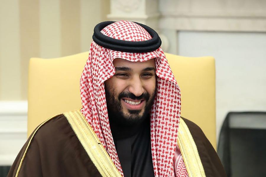 沙特阿拉伯新王儲穆罕默德・薩勒曼(Mohammed bin Salman)為新王儲。(Mark Wilson/Getty Images)